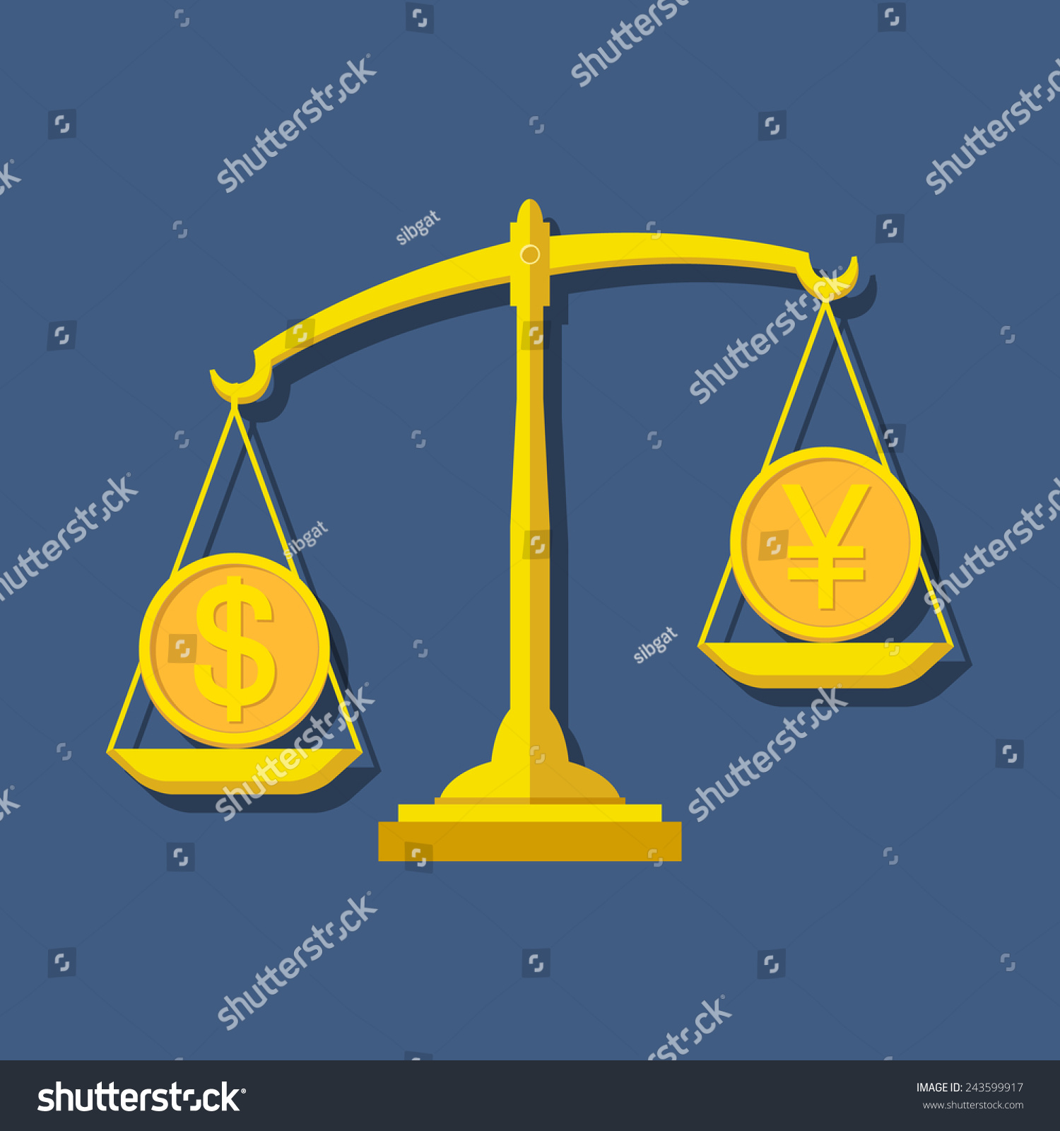 Scales dollar yen yuan symbols foreign stock illustration 243599917 scales dollar yen yuan symbols foreign stock illustration 243599917 shutterstock buycottarizona Gallery