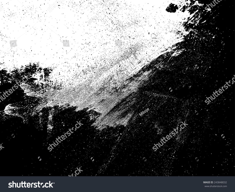 Grunge Black And White Distress Texture . Scratch Texture ...