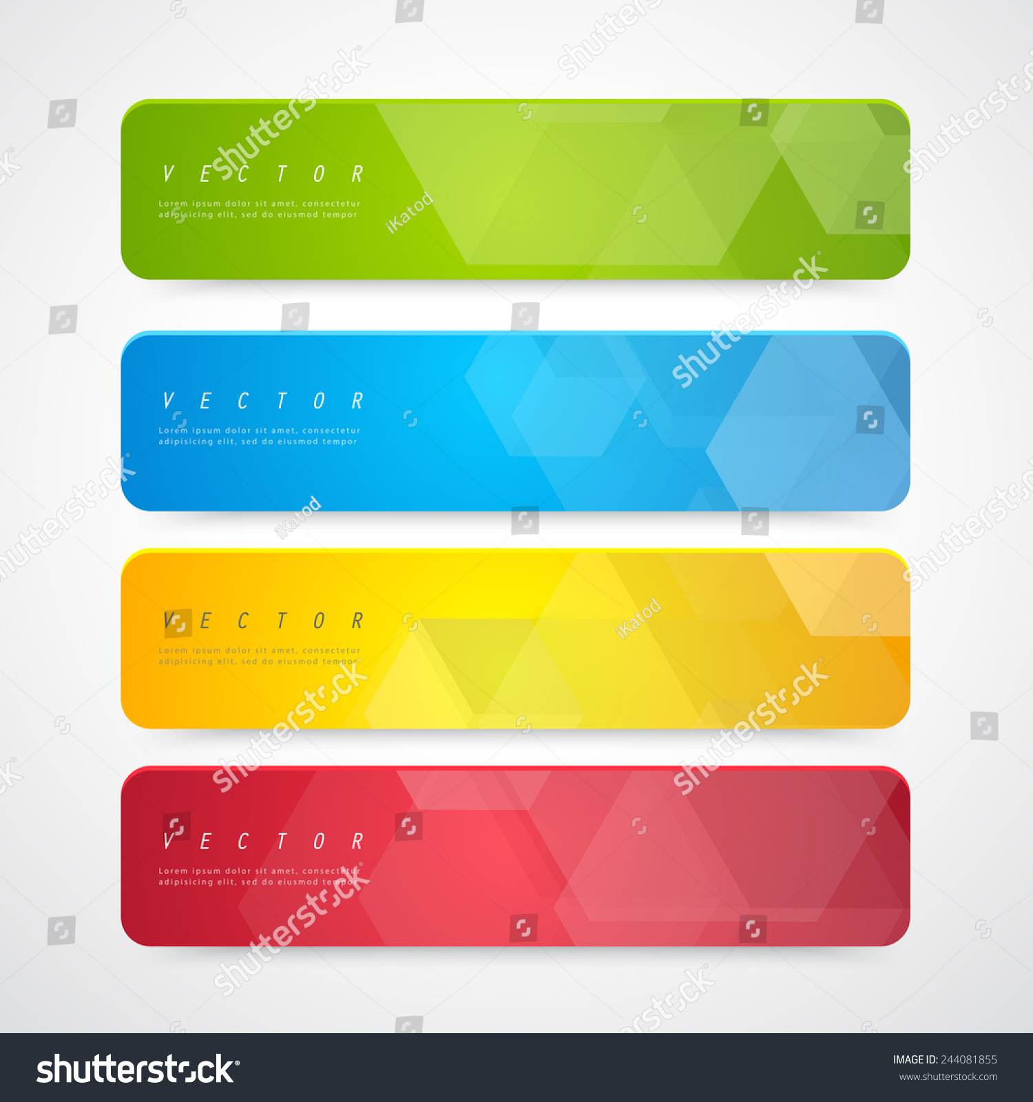 microsoft office banner templates