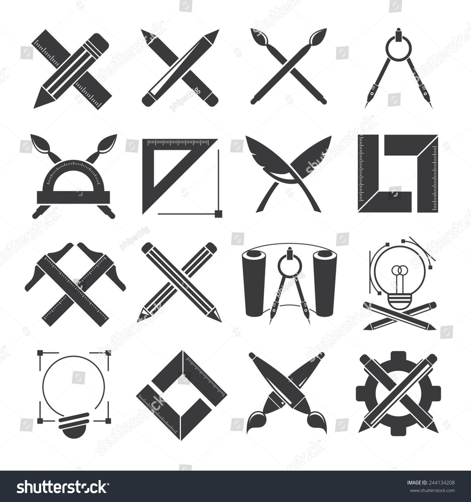 Architect Design Tools Design Concept Drawing Tools Writing Tools