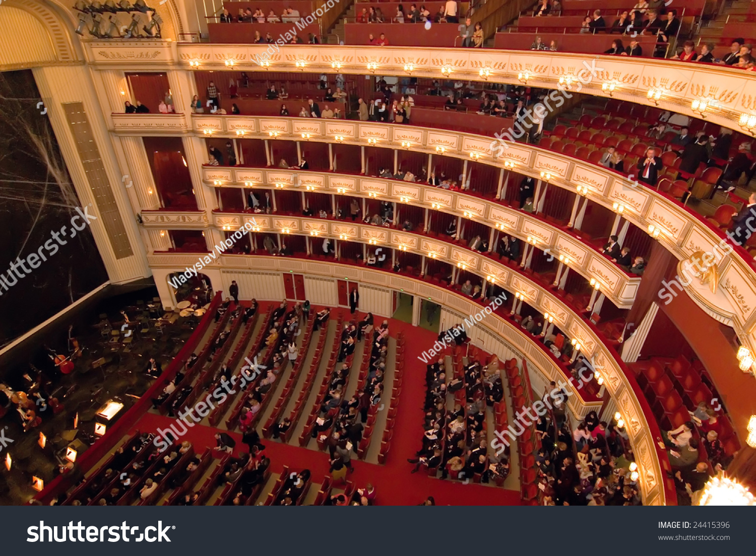 Vienna opera standing room tickets rick steves travel forum for Performance house