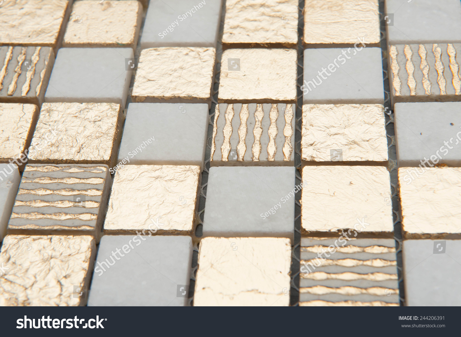 Texture Mosaic Tiles Texture Mosaic Bathroom Stock Photo (Edit Now ...
