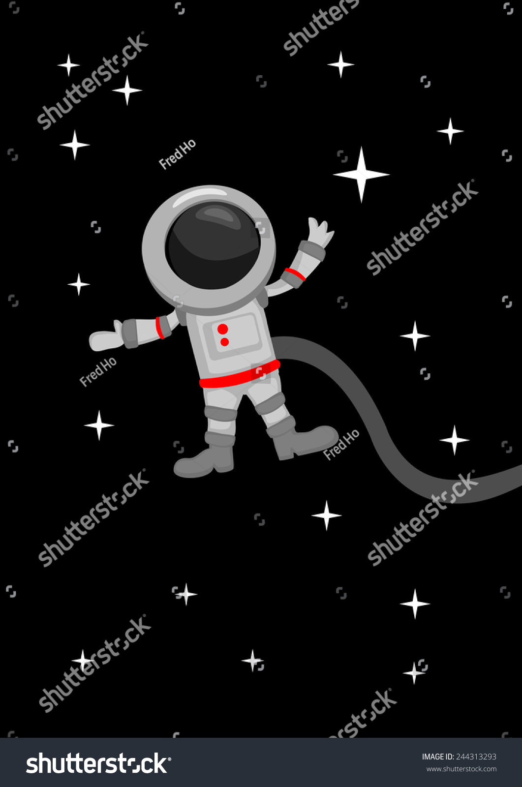 why astronauts in outer space experience weightlessness - photo #35