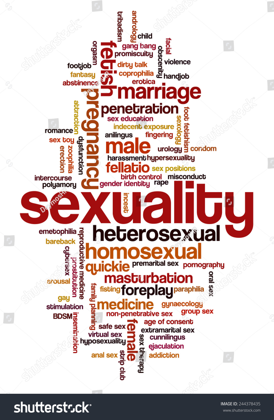 sexual words that start with a