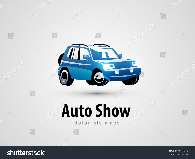 Autocar Vector Logo Design Template Car Vectores En Stock ...