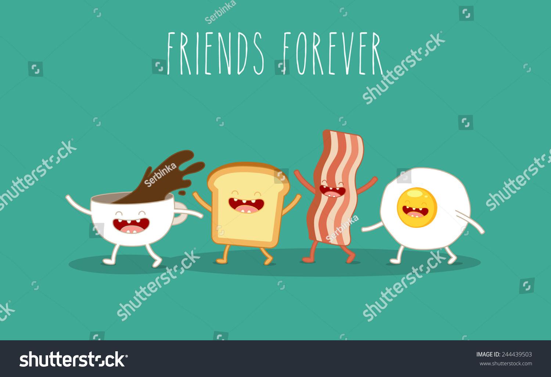 Friends Forever Cafe Menu