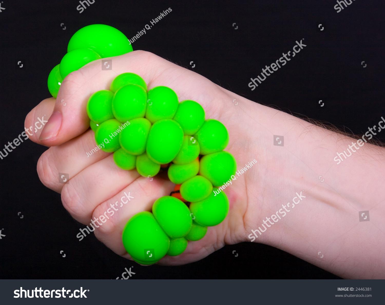Squishy Muffinz Background Music : Squishy Mesh Ball Stock Photo 2446381 - Shutterstock
