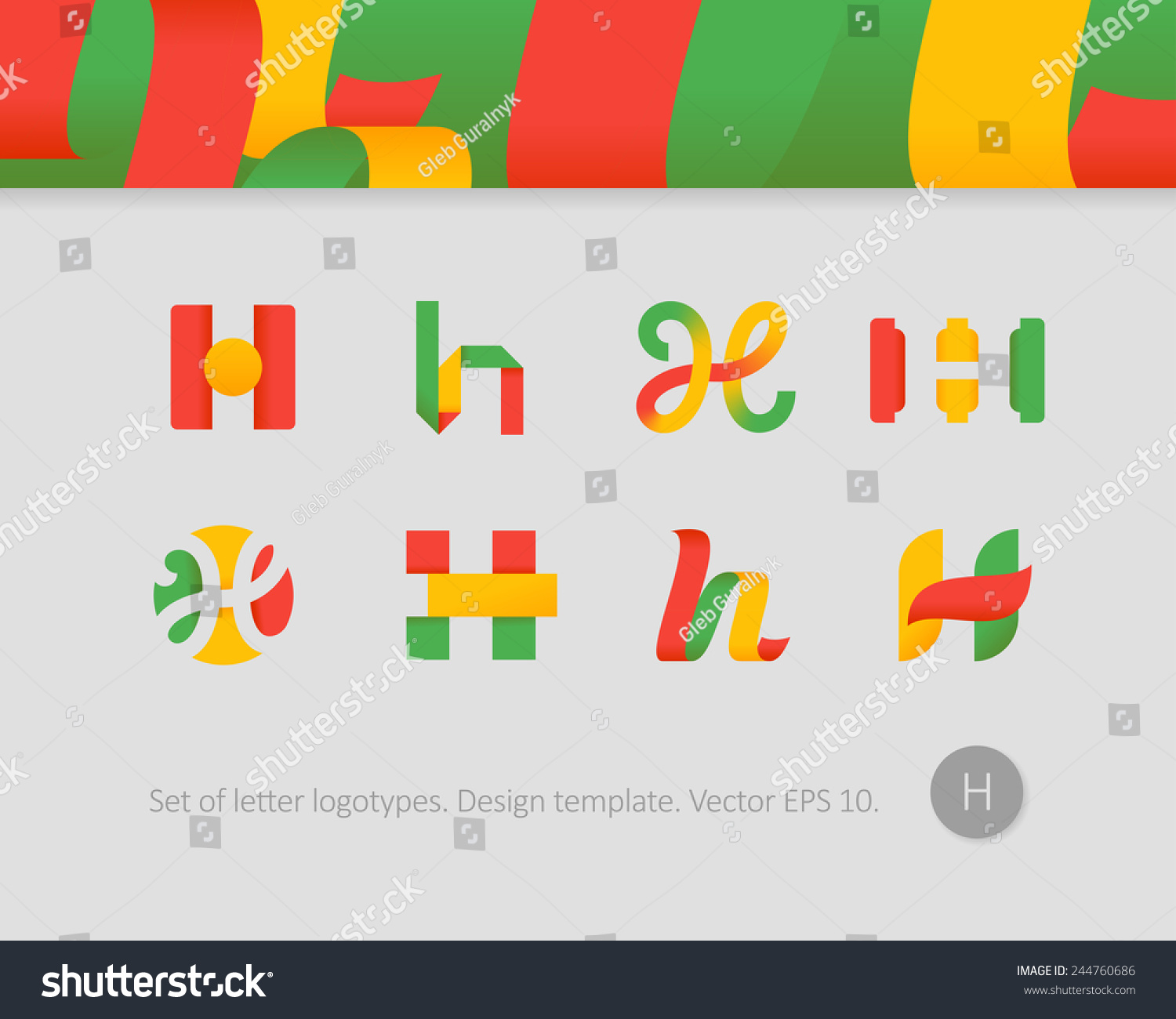 Logo design templates stylized letter h stock vector 244760686 logo design templates stylized letter h stock vector 244760686 shutterstock spiritdancerdesigns Image collections