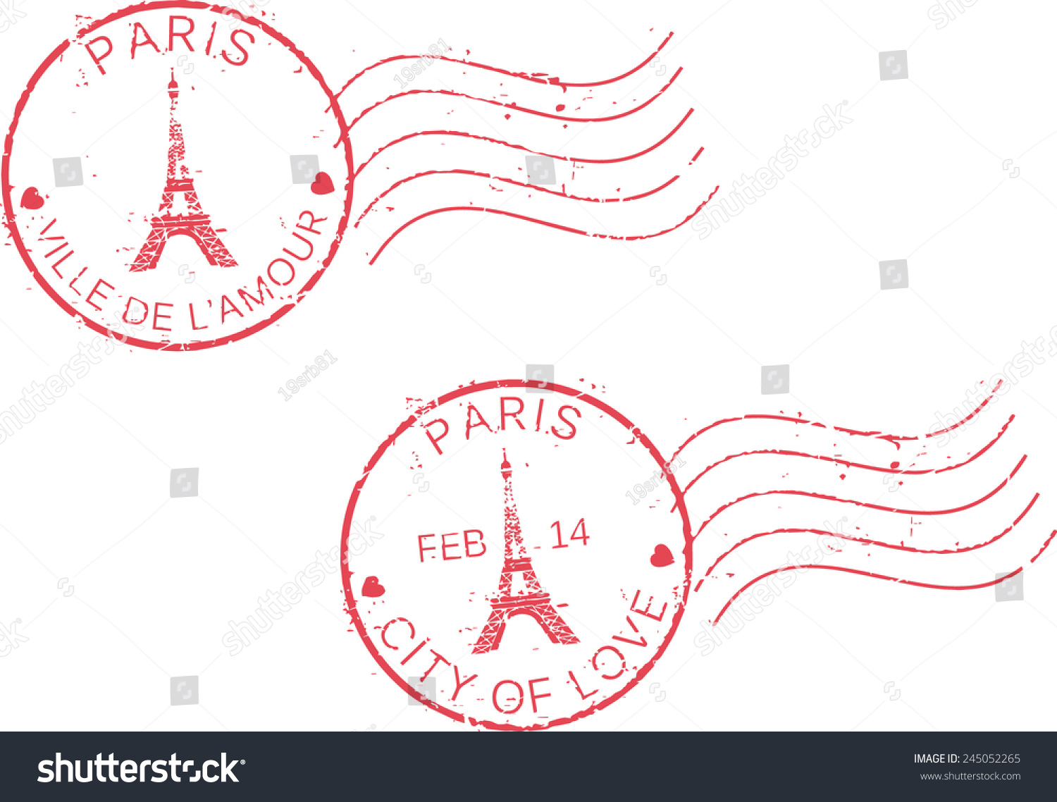 how to say city of love in french