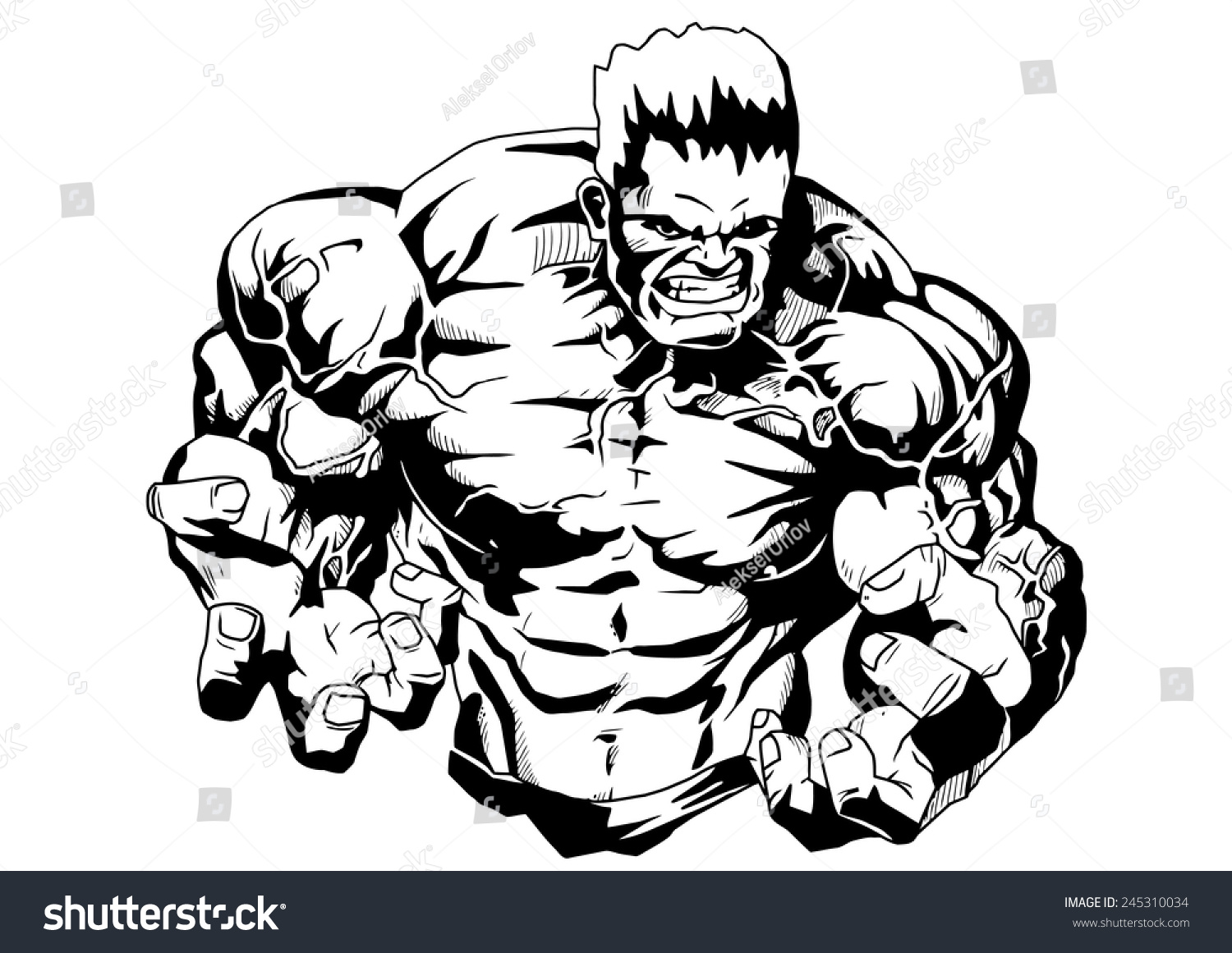 Gallery For gt Bodybuilding Drawing