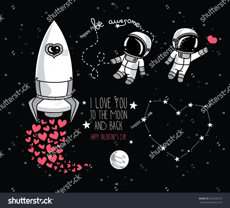 astronaut space love - photo #10