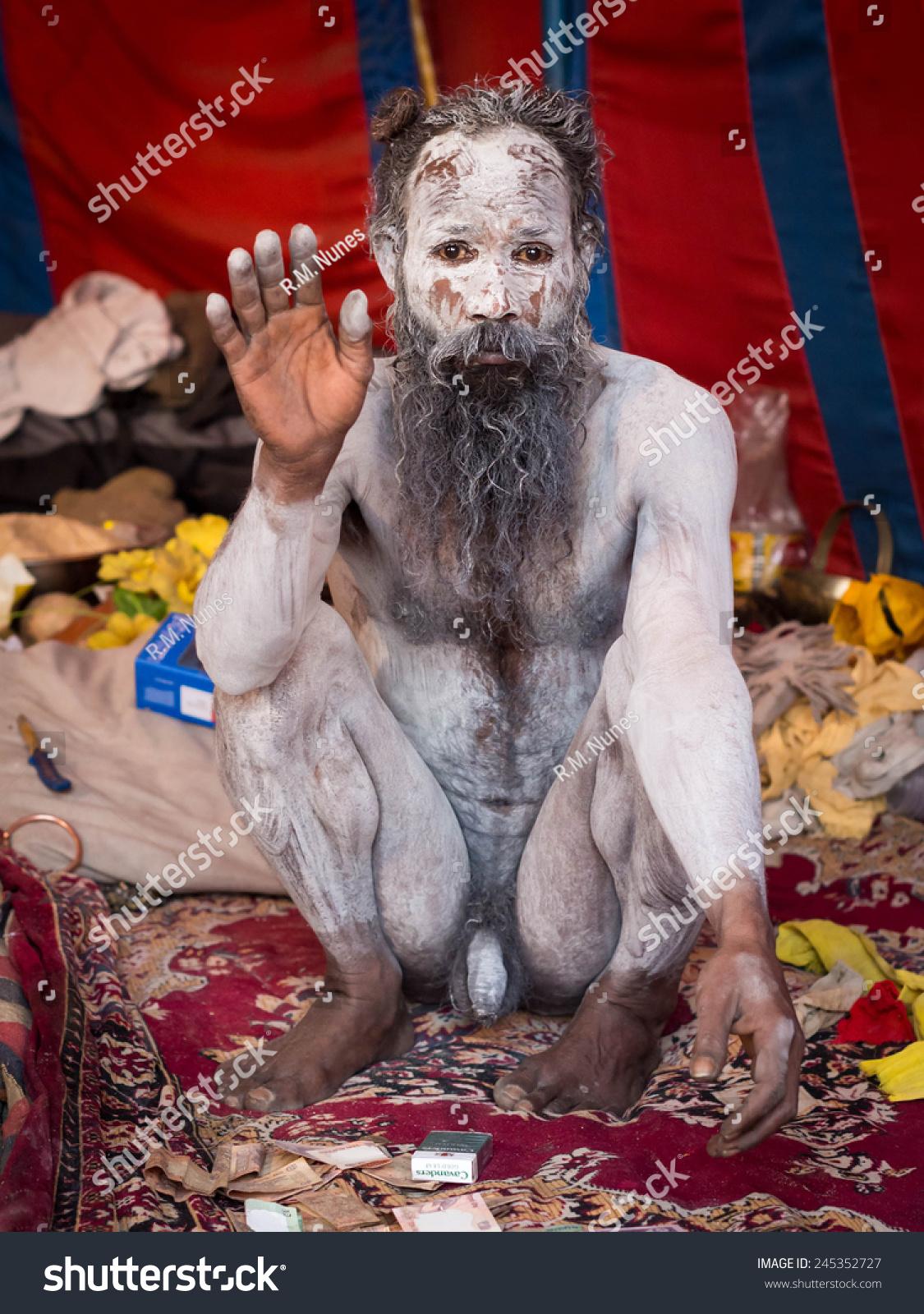Allan paule nude