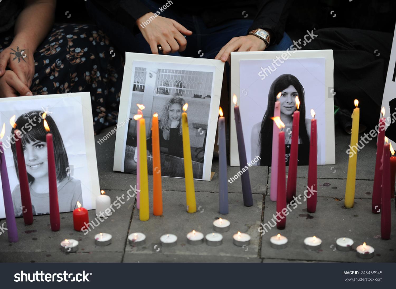 Izmir Turkey April 28 Memorial Held Stock Photo Edit Now 245458945