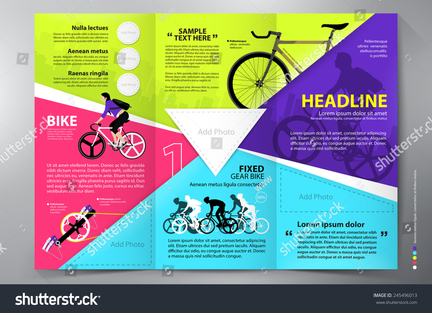 Leaflet Template Related Keywords & Suggestions - Leaflet Template ...