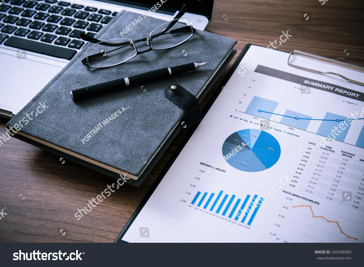 A report on accounting and finance