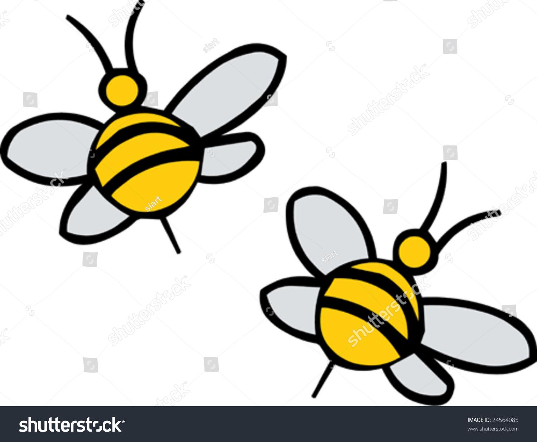 在苍蝇矢量背景illustreted是由-白色/野生生物,插蜜蜂动物绿头蚊子来的吗图片