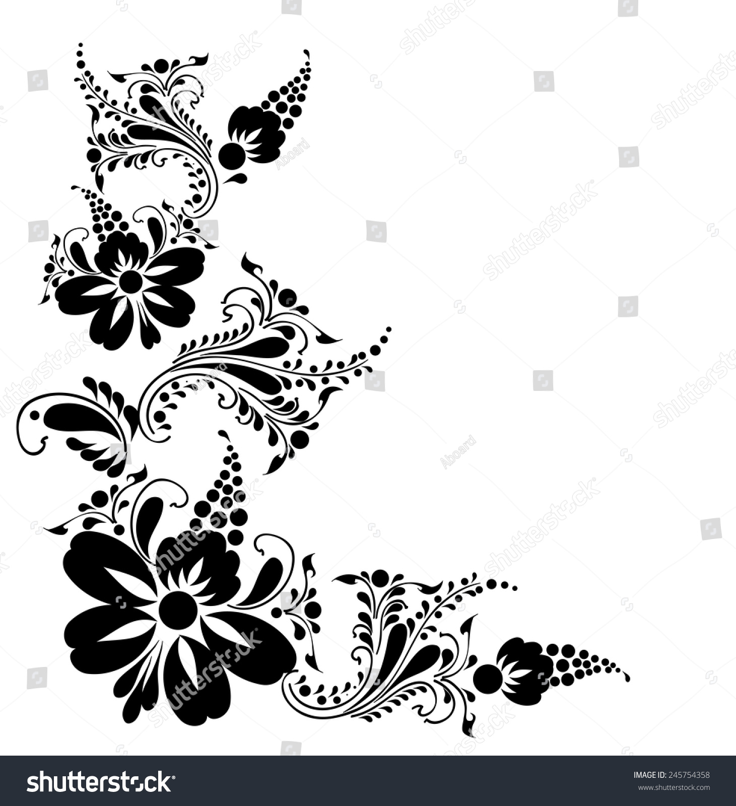 Flowers Design Samannetonic