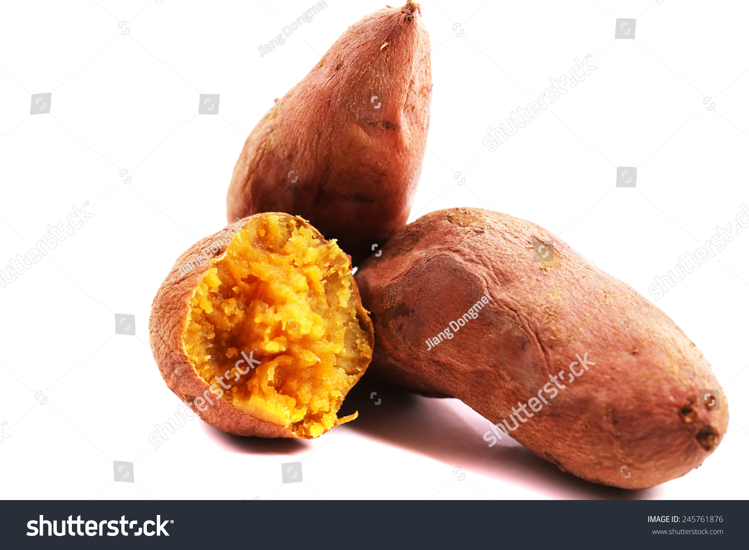 how to make cooked sweet potatoes