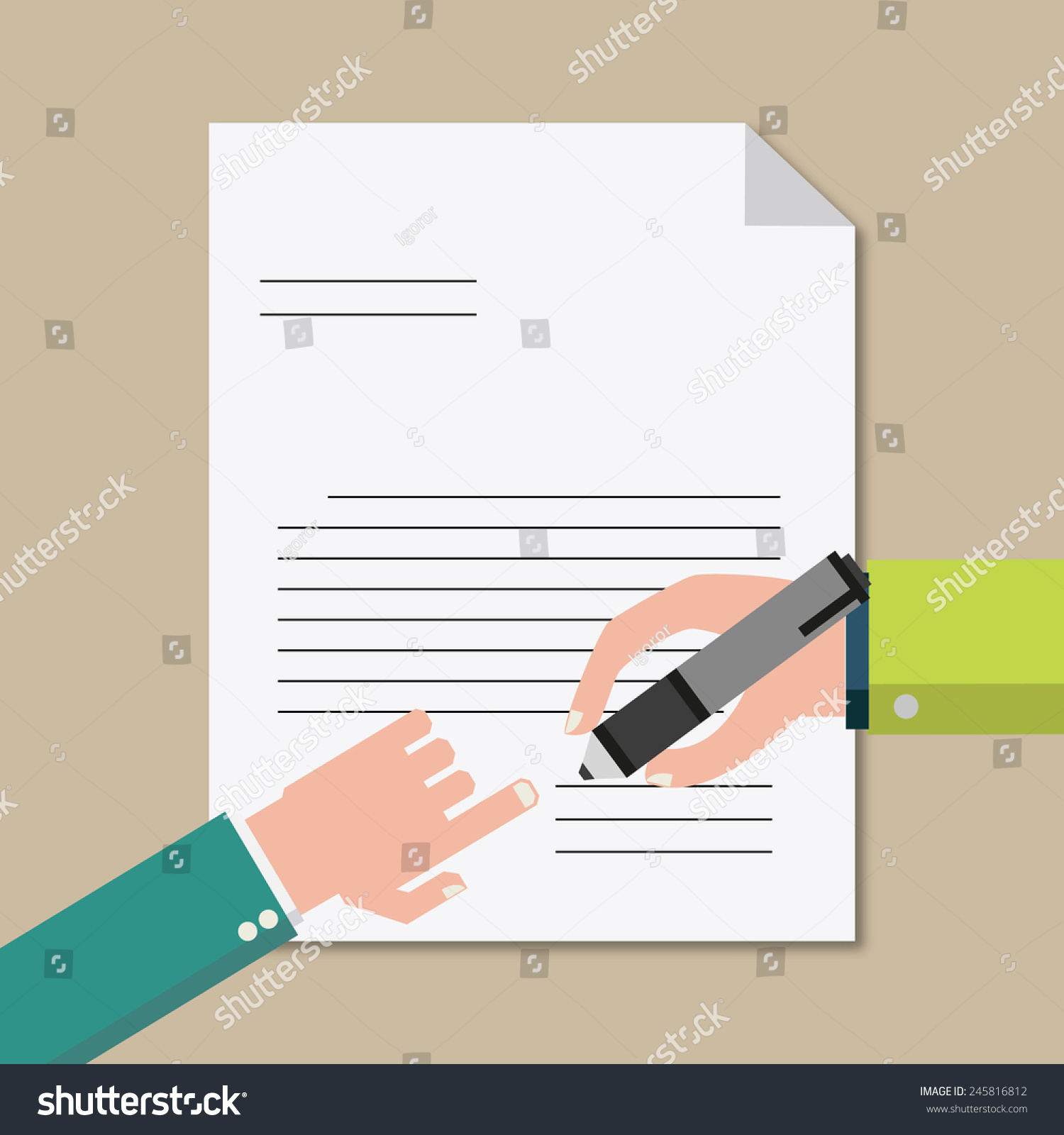 How To Write A Proposal Essay Example Businessman Signed Business Letter Contract Essay Writing Format Stock  Vector Businessman Hand Sign Business Contract Paper Topics For Essays In English also How To Write An Essay Thesis Sign Business Letter Free Sample Business Proposal Letter Template Healthy Living Essay