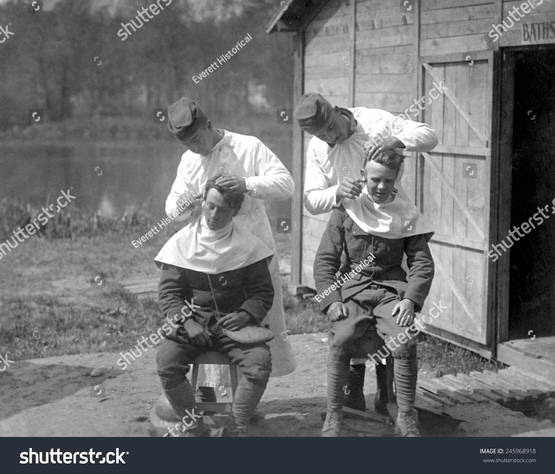 German Helmet Haircut Bcca