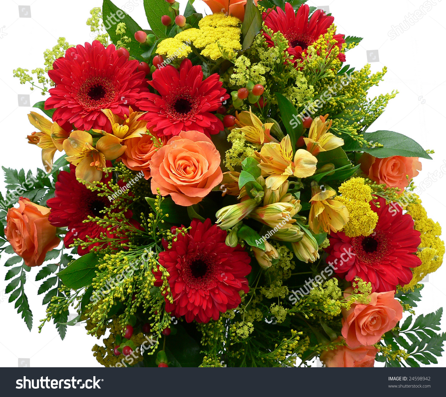 Beautiful bunch different flowers valentines day stock photo image beautiful bunch of different flowers valentines day theme izmirmasajfo