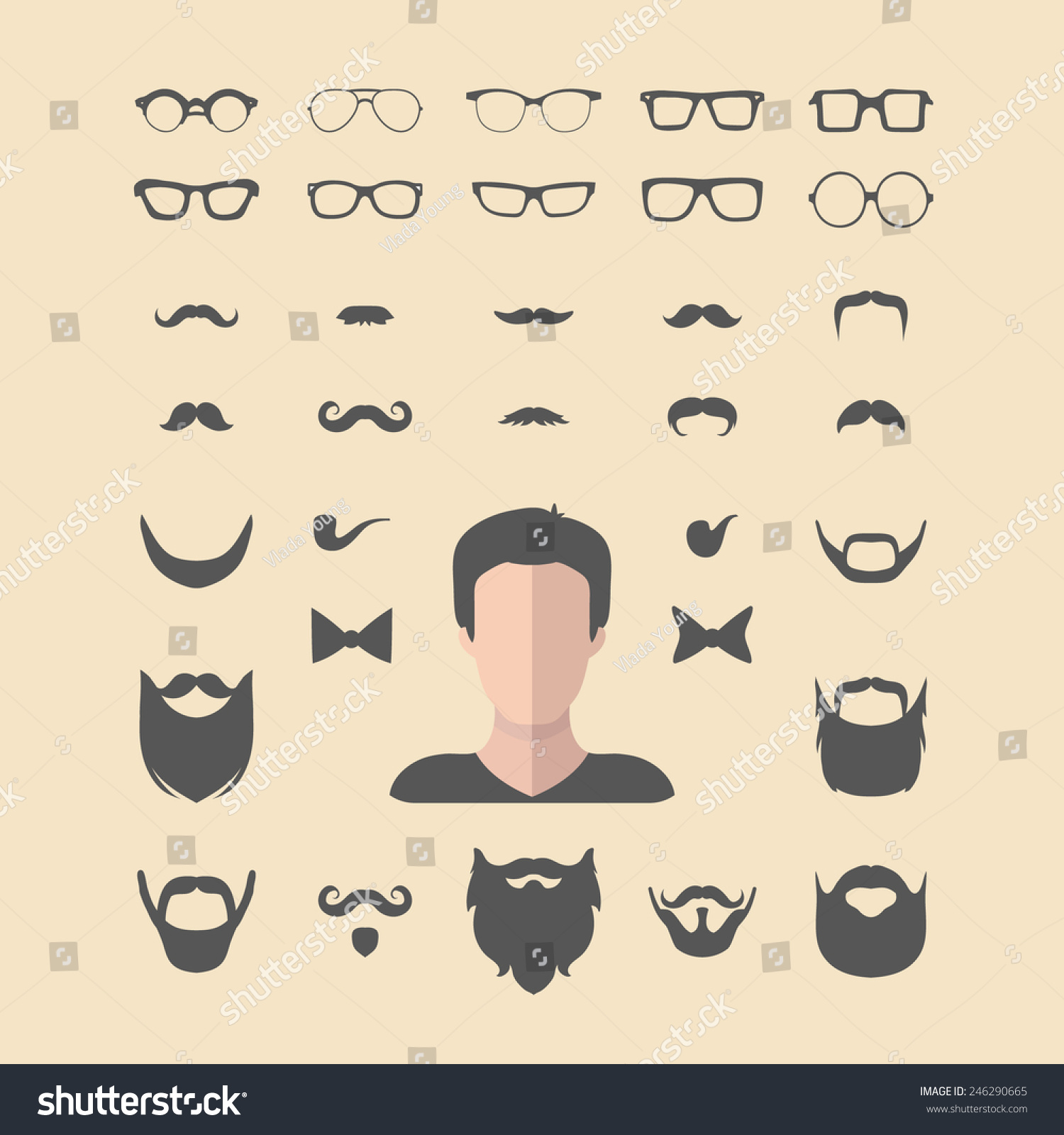 how to get a big mustache