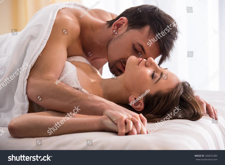 Sex Scene On Bed 100