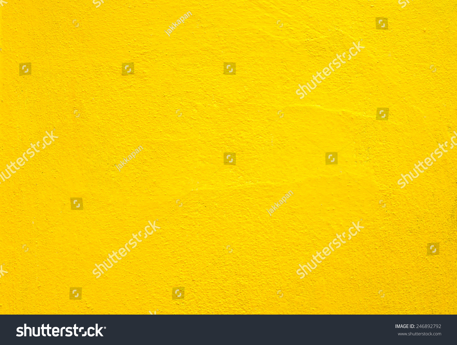 Concrete Wall Yellow Color Texture Background Stock Photo (Edit Now ...