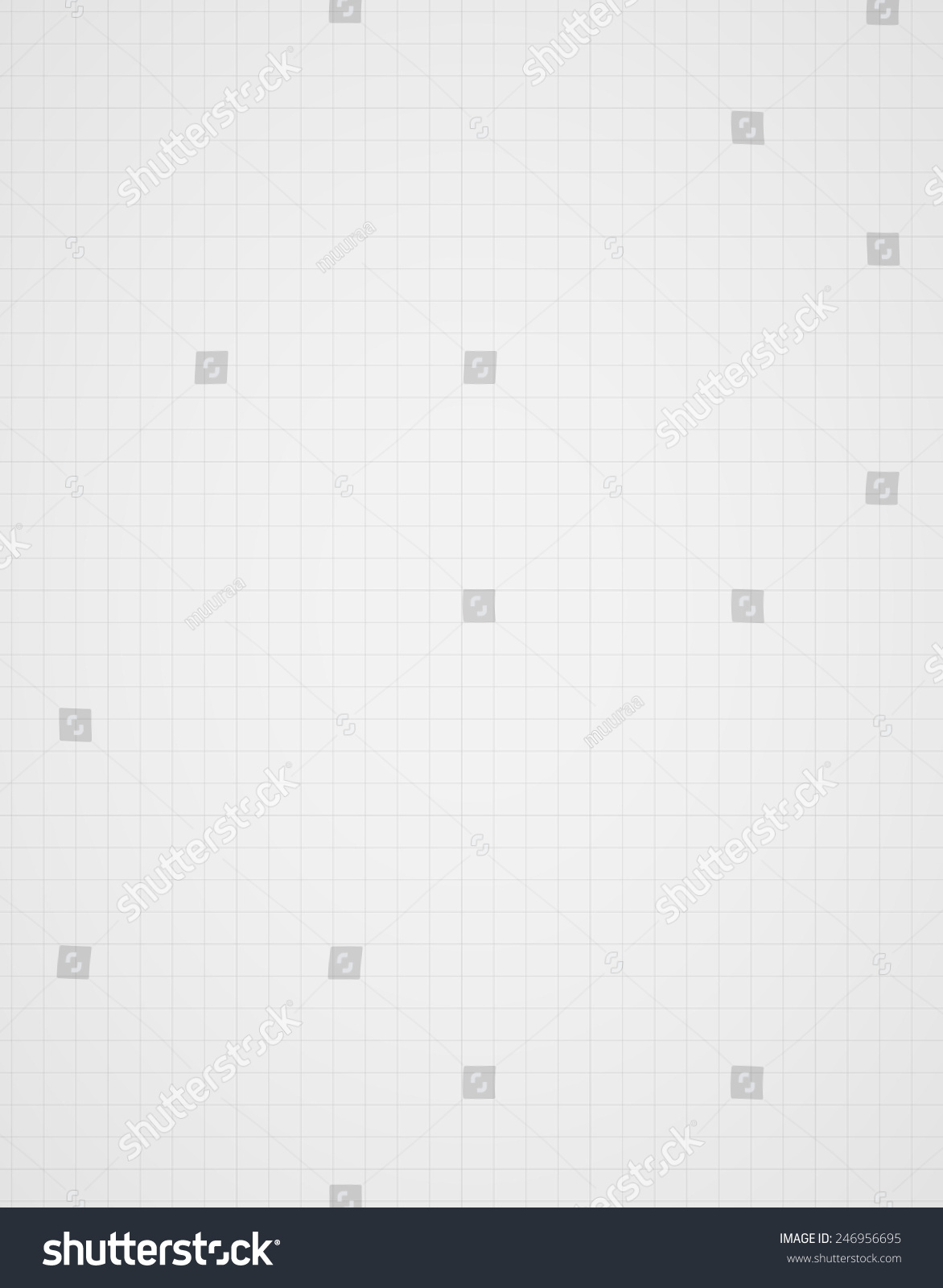 graph paper background many small squares stock vector royalty free