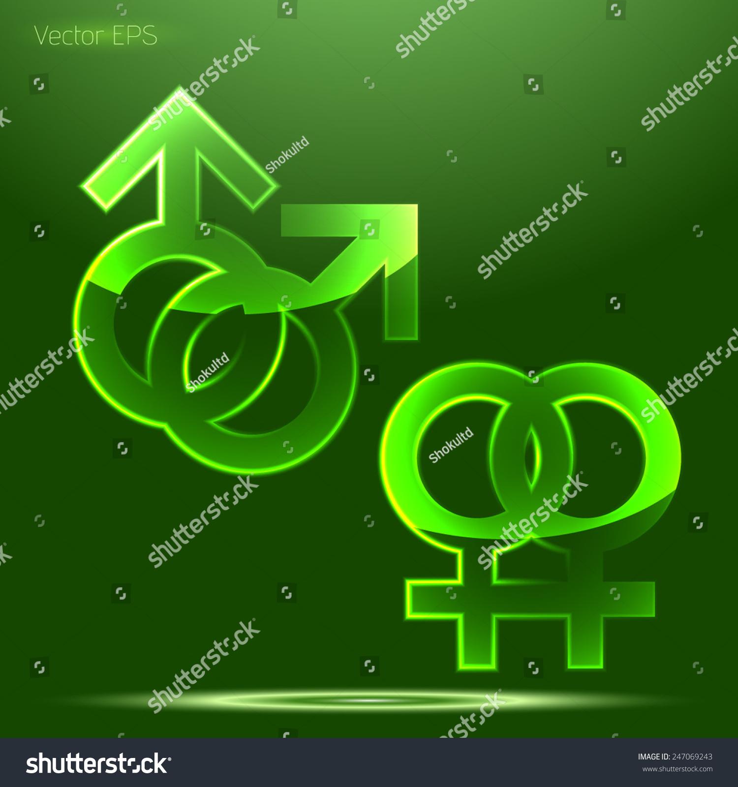 Transparent glass lgbt gay lesbian symbol stock vector 247069243 transparent glass lgbt gay and lesbian symbol buycottarizona