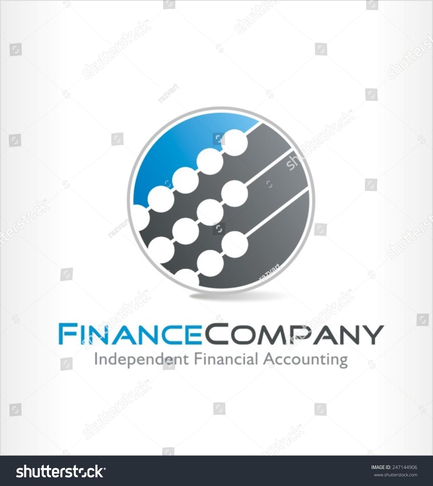 Accounting Vector Logo Symbol Stock Vector 247144906 ...