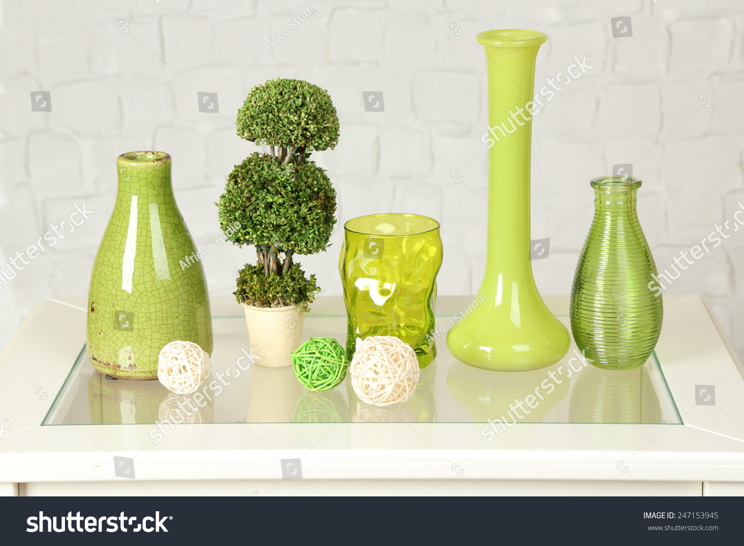 Awesome Decorative Wall Vases Composition - The Wall Art Decorations ...