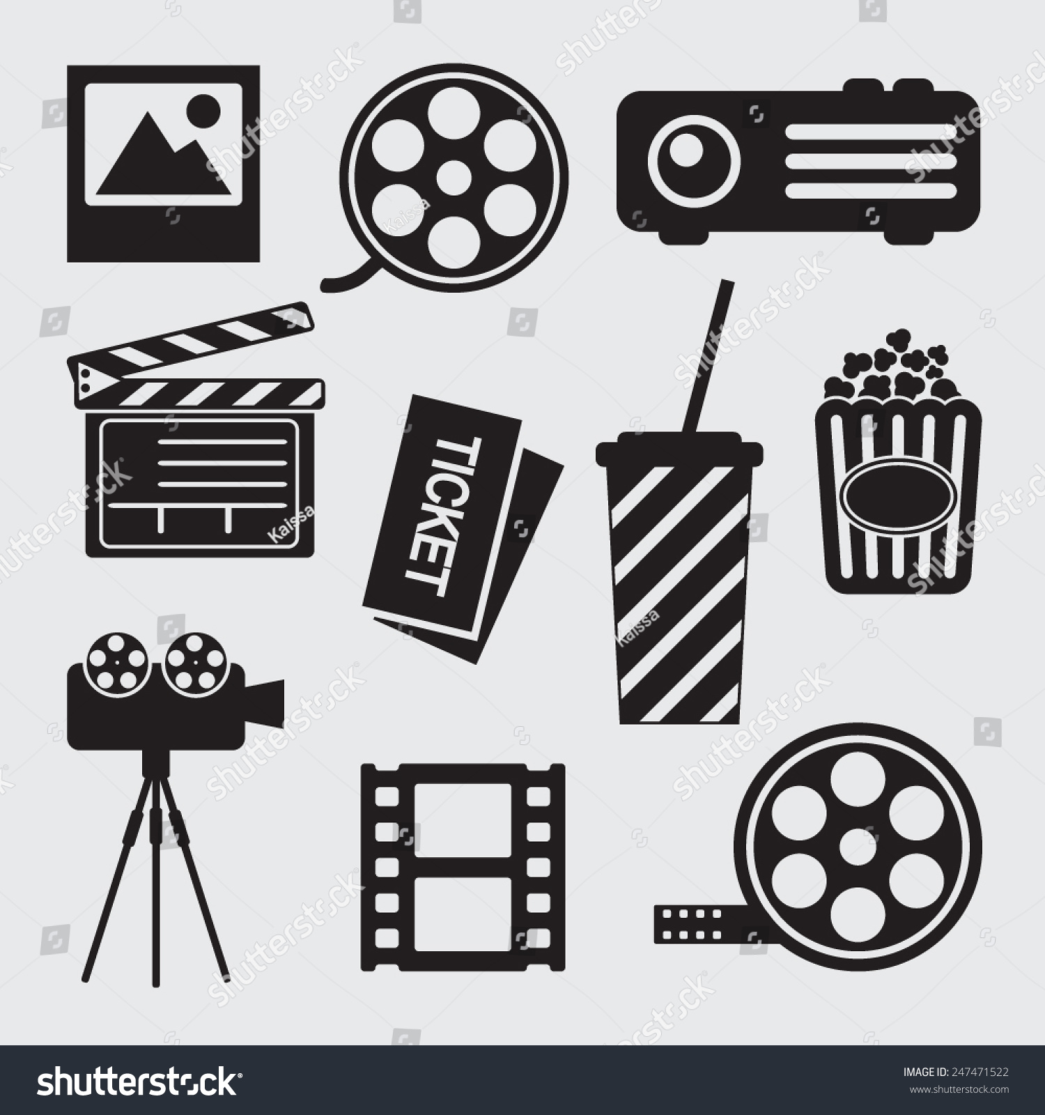 movie film symbols related keywords movie film symbols camera clip art bw Victorian Birds Clip Art BW