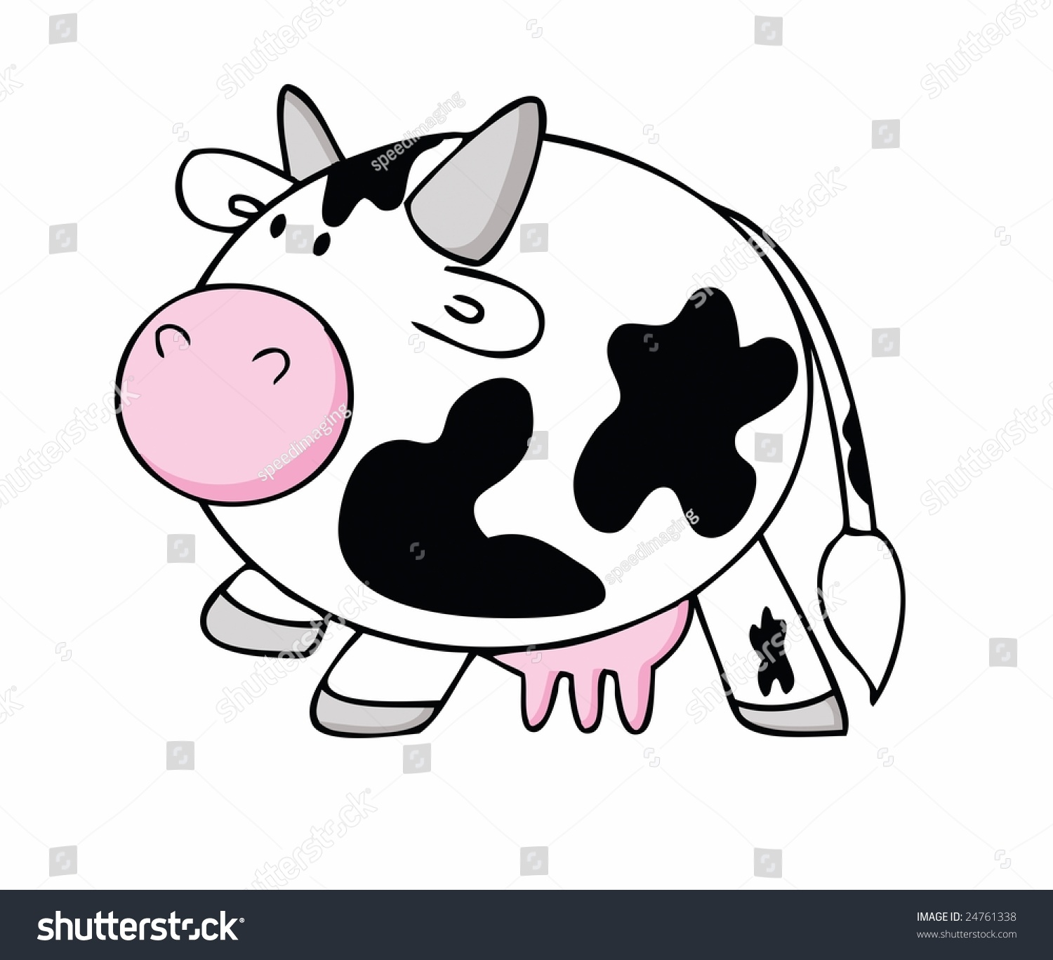 A fat cow with a fat ass 6