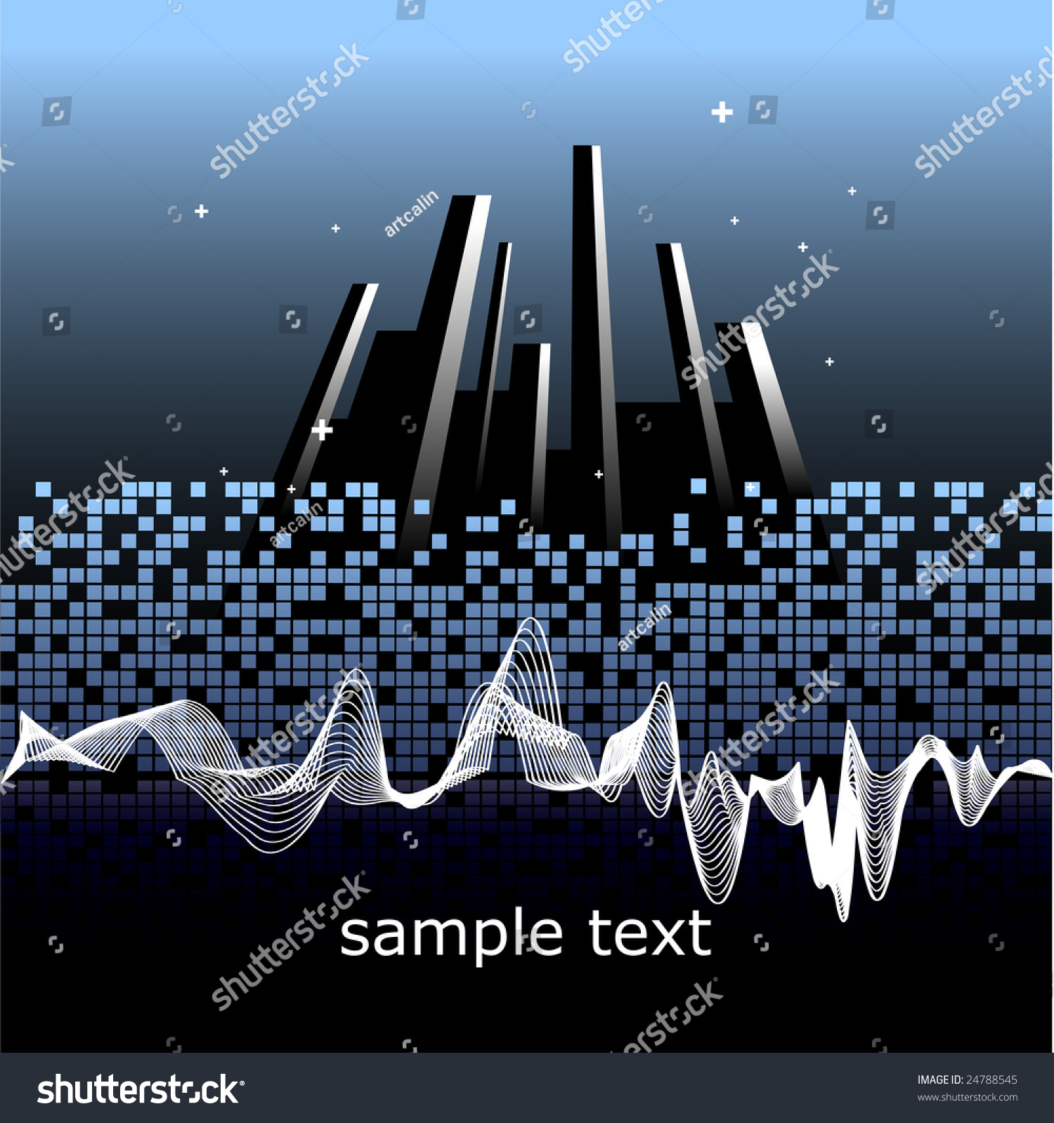 Wonderful Wallpaper Music Soundwave - stock-vector-hi-tech-vector-music-wallpaper-with-sound-waves-blue-colors-24788545  2018_518186.jpg
