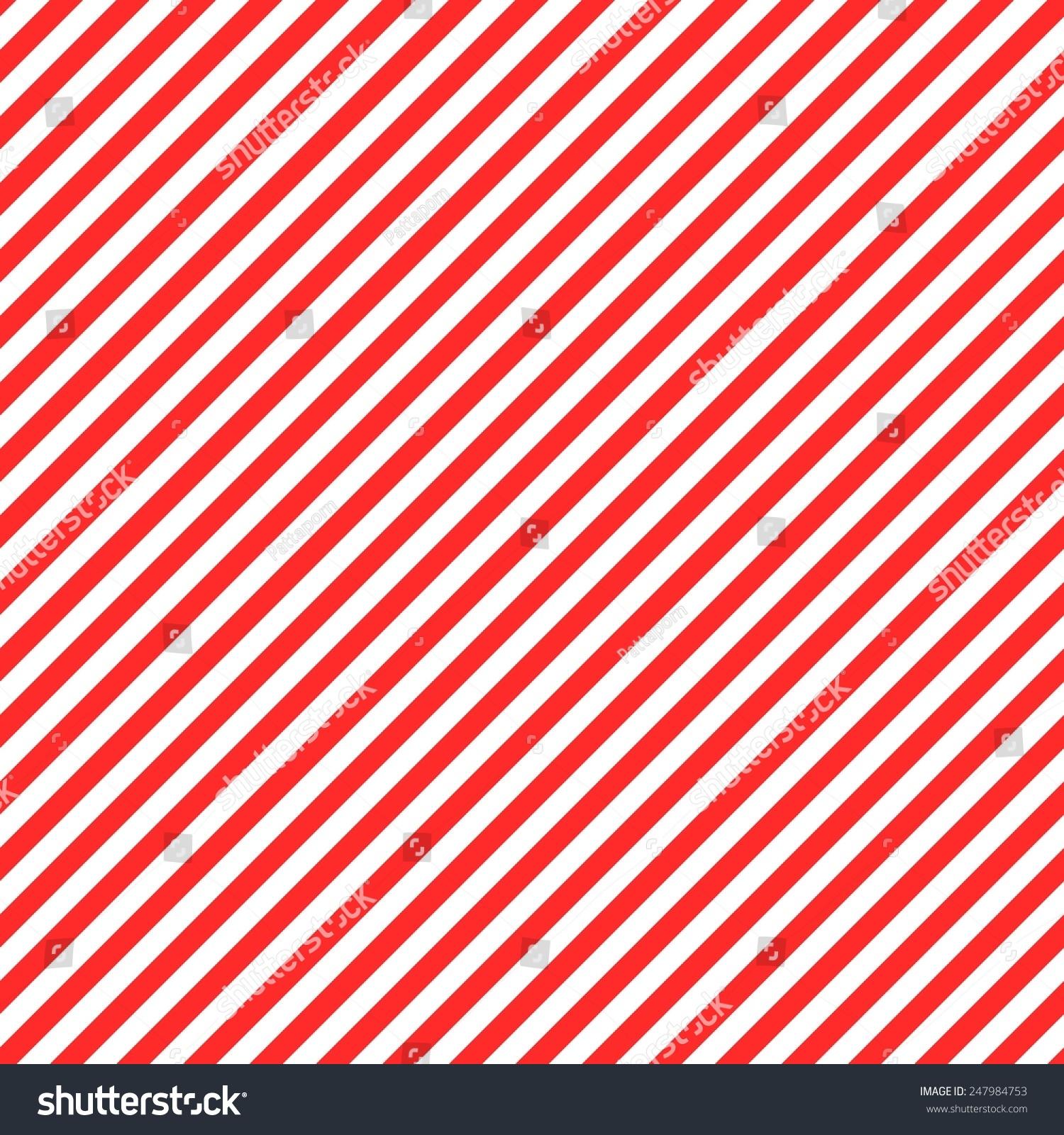 Digital Paper Scrapbook Red Stripes Pattern Stock
