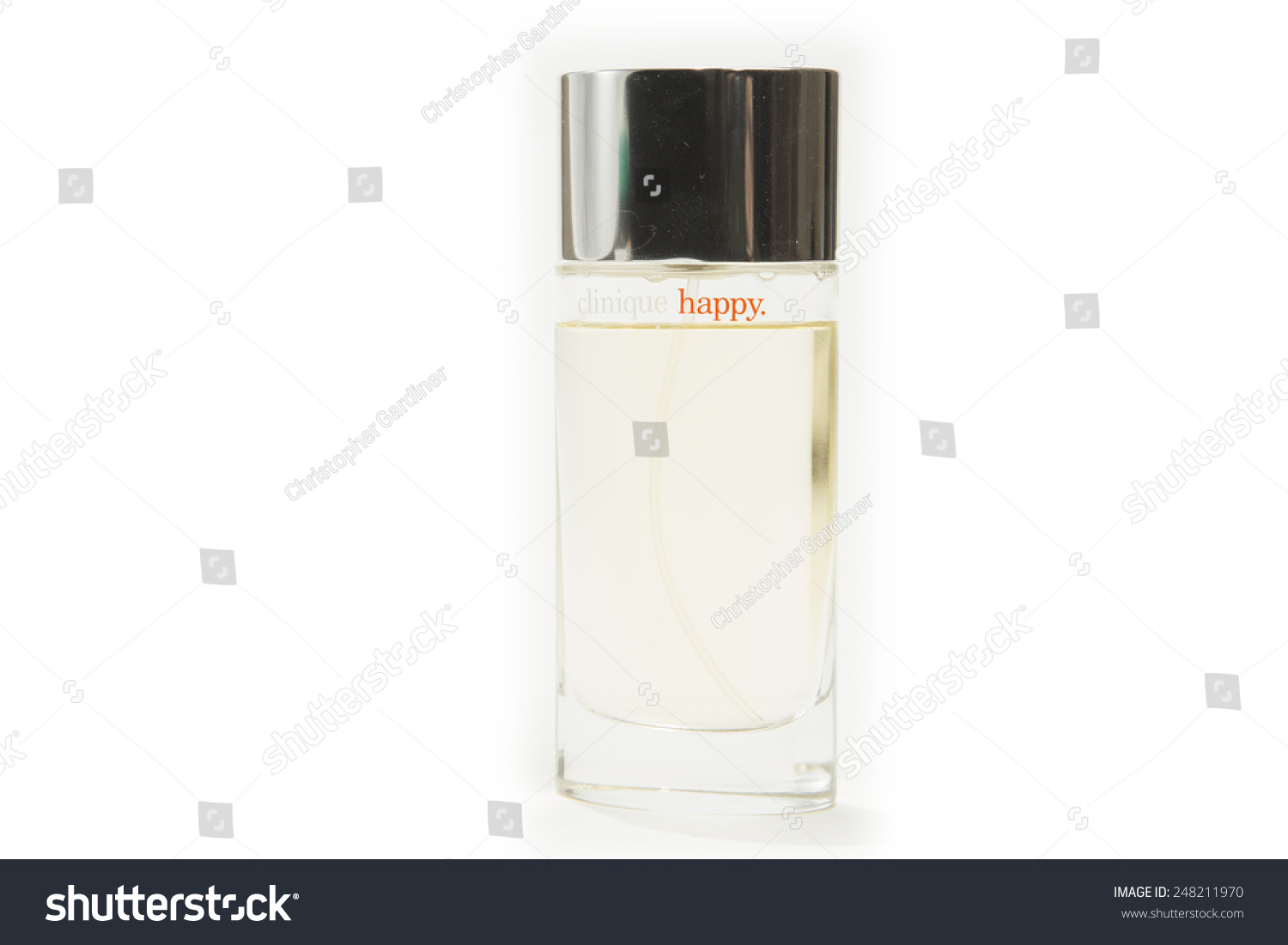 Toronto Canada January 28 2015 Cliniques Stock Photo Edit Now Clinique Happy For Women Perfume Fragrance Or Shown