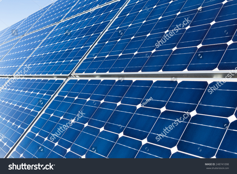 solar panel background - photo #32