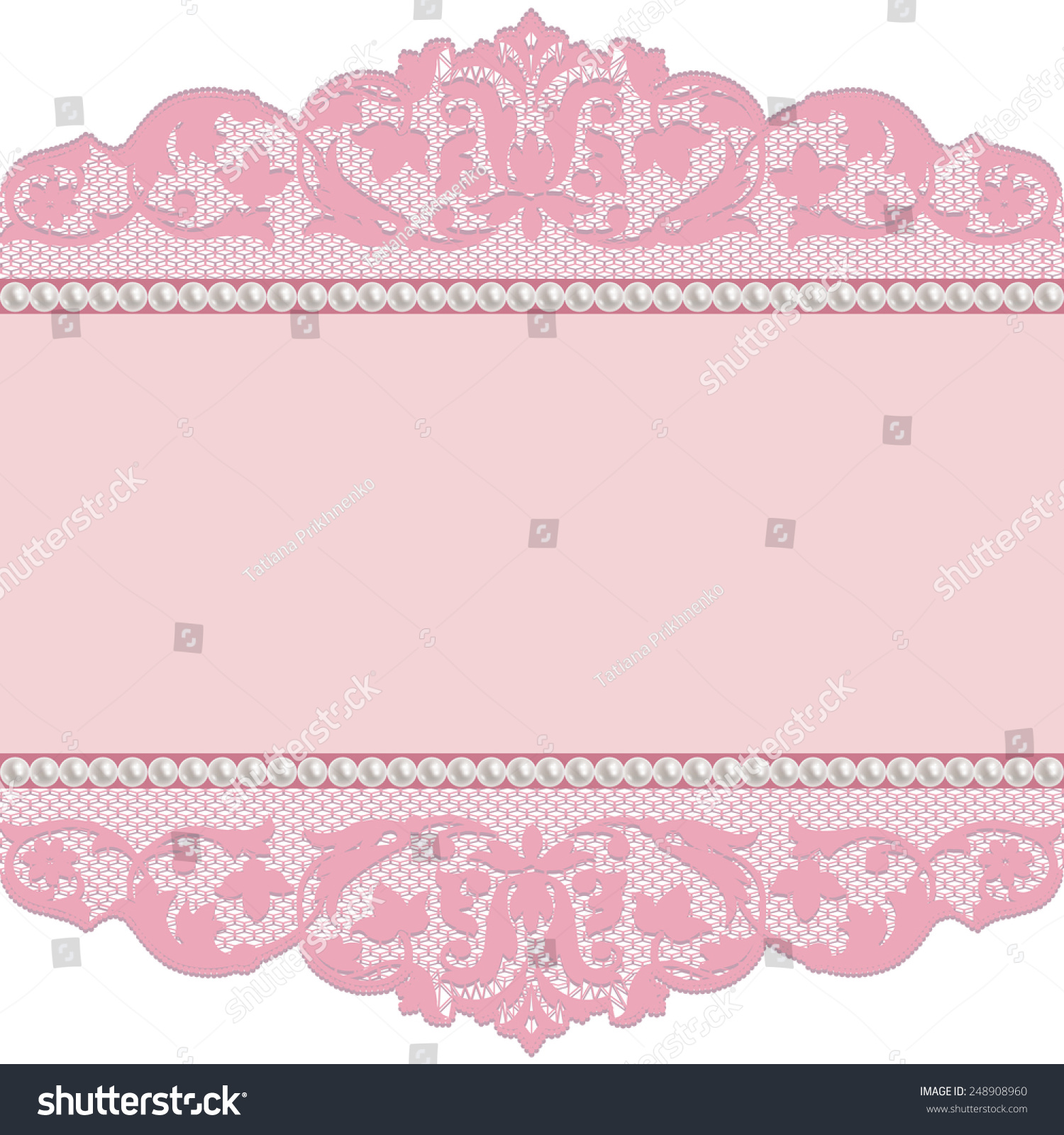 lace pearls pink wallpaper - photo #35