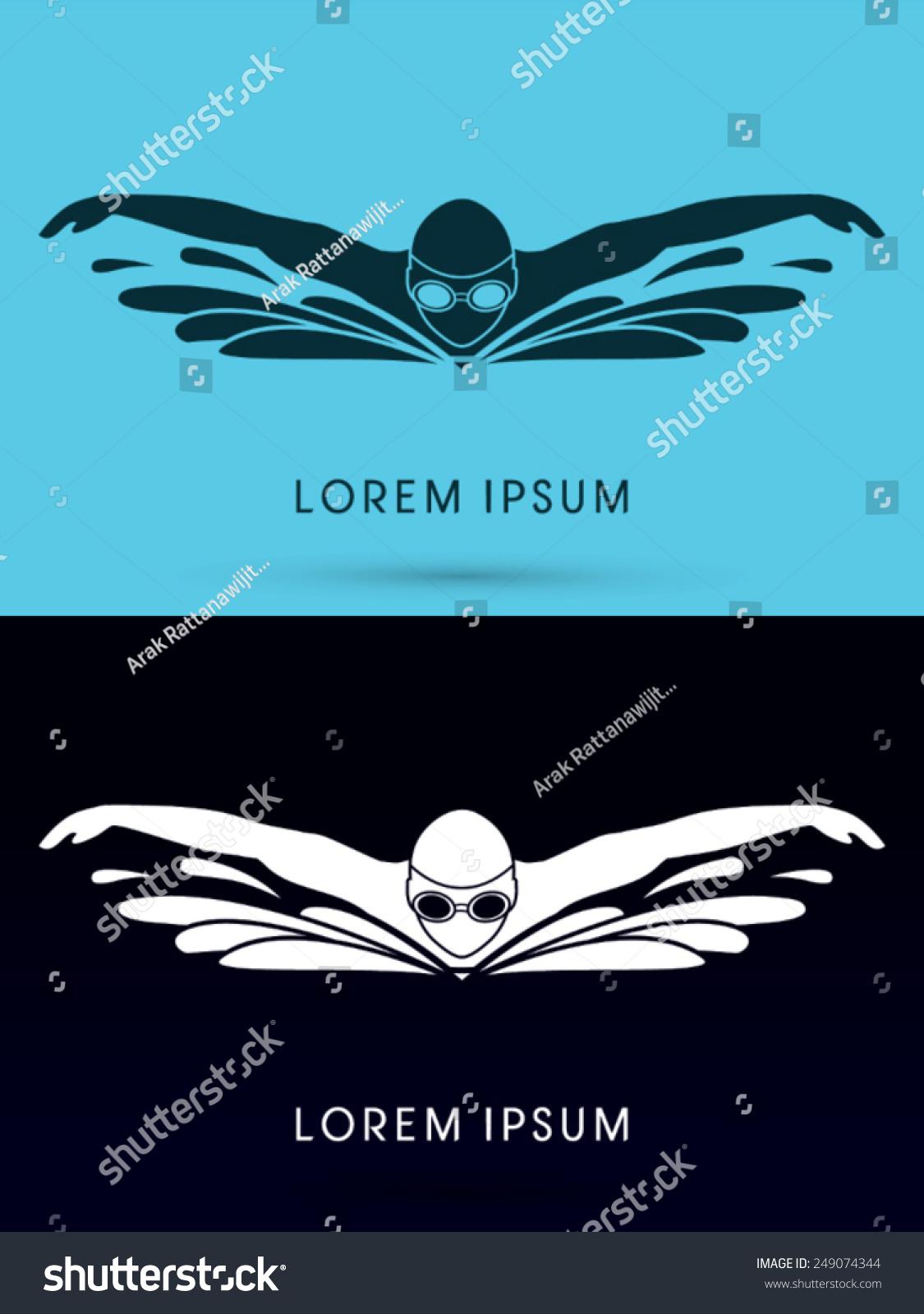 Swimming Pool Cleaning Symbols : Swimming symbols