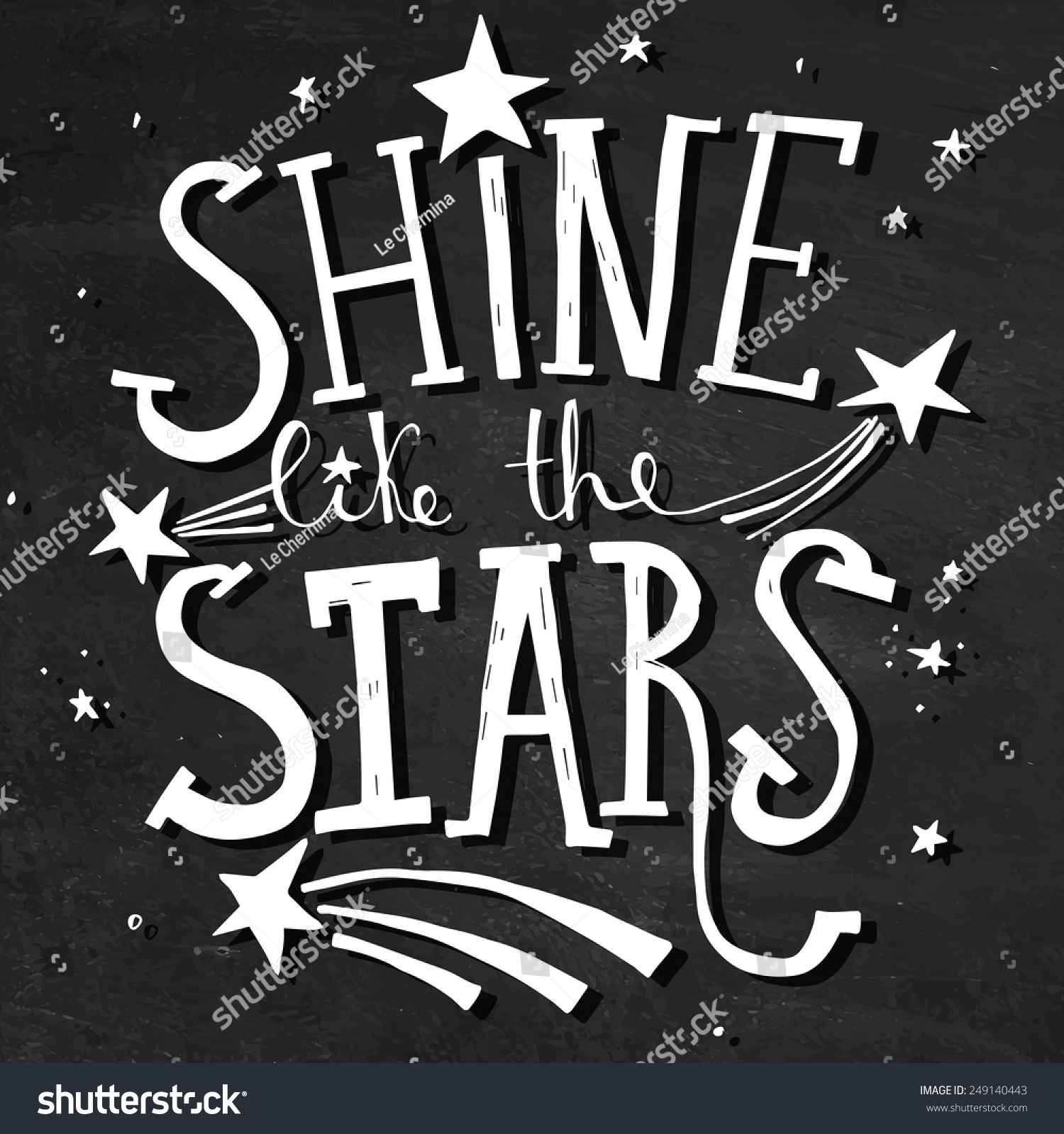 Shine Like Stars Hand Lettering Quote Stock Vector. April 10 Signs. Telegram Logo. Industrial Safety Signs Of Stroke. Decals. Special Interest Signs. Tonsils Signs. Mania Symptoms Signs. Application Banners