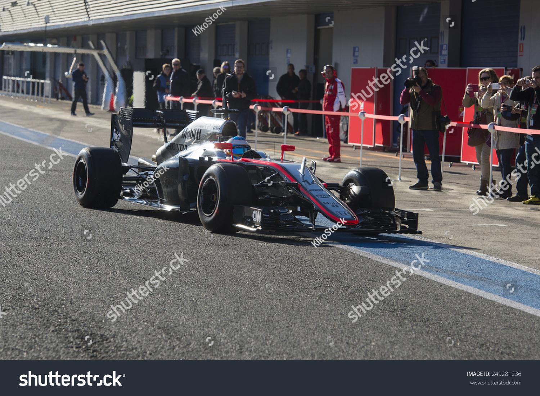 Circuito Fernando Alonso : Jerez de la frontera spain february stock photo 100% legal