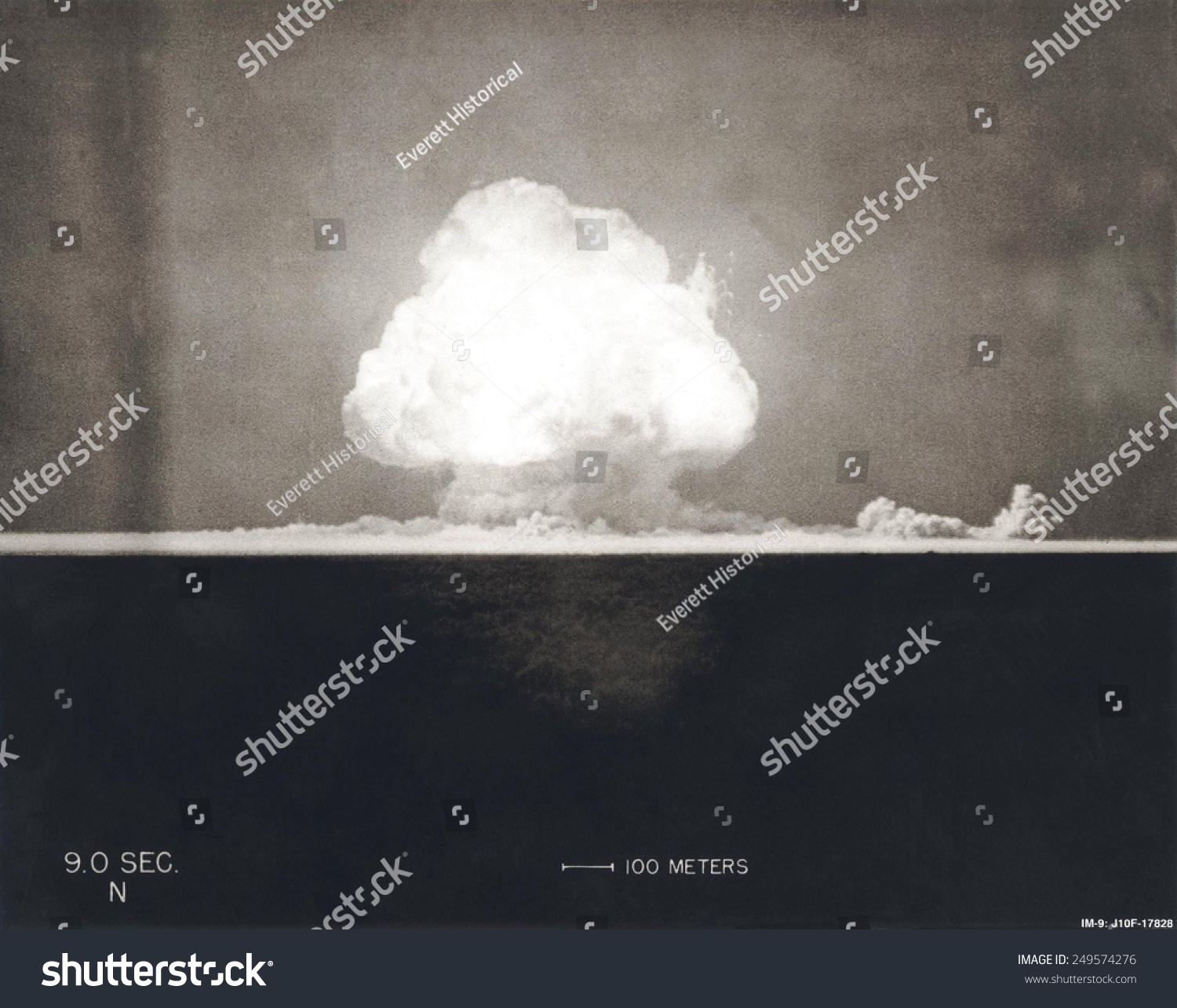 an account of the nuclear explosion on july 16 1945 The los alamos primer: the first lectures on how to build an atomic bomb   the sun rose twice: the story of the trinity site nuclear explosion, july 16,  1945.