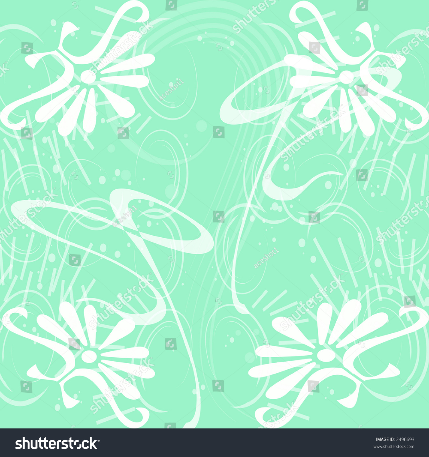 York Wallcoverings LG1382 Queen Annes Lace Wallpaper