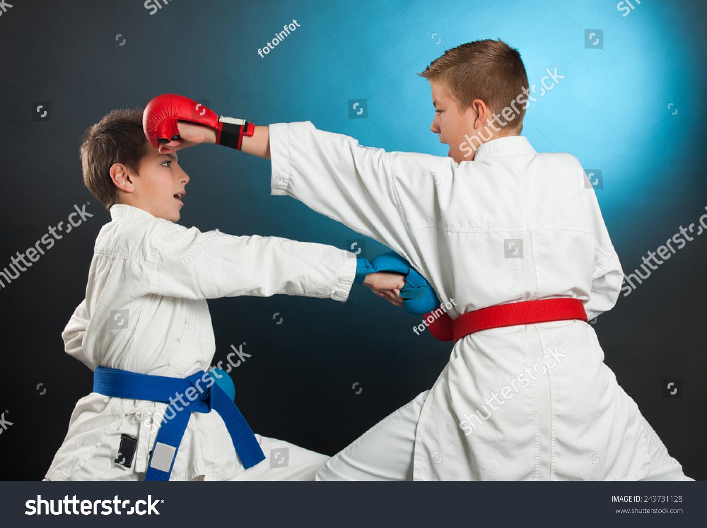 Kids Karate martial Arts #249731128