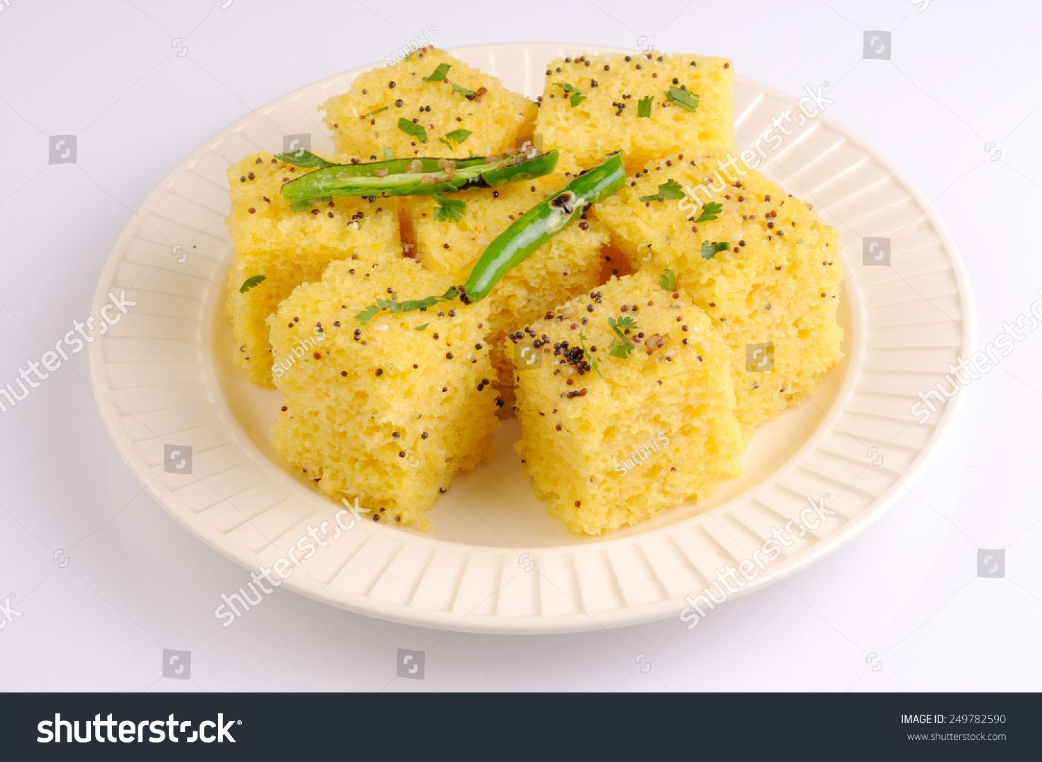 how to make indian khaman dhokla