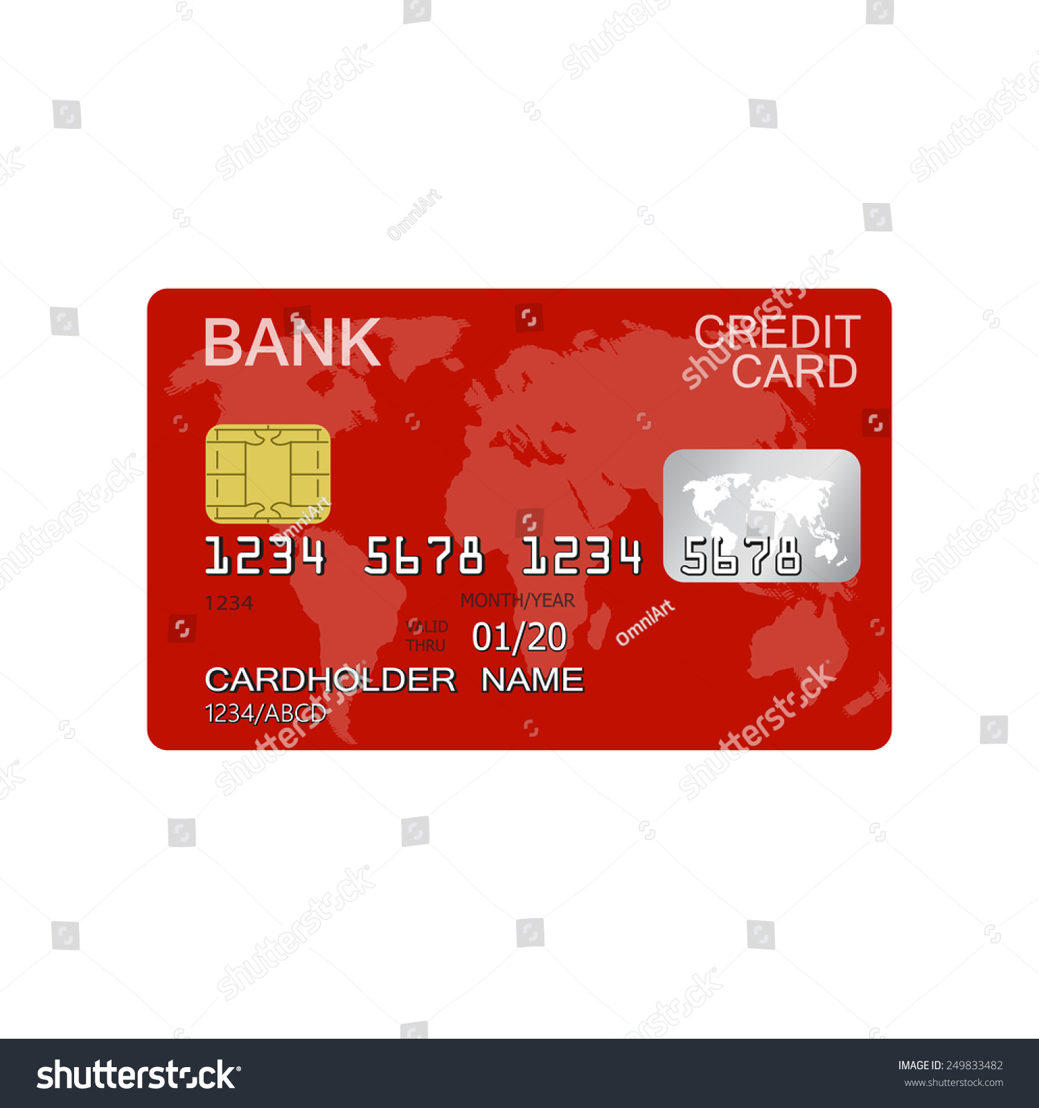 Corporate business credit cards images free business cards corporate business credit cards images free business cards detailed credit card isolated on white stock vector magicingreecefo Choice Image