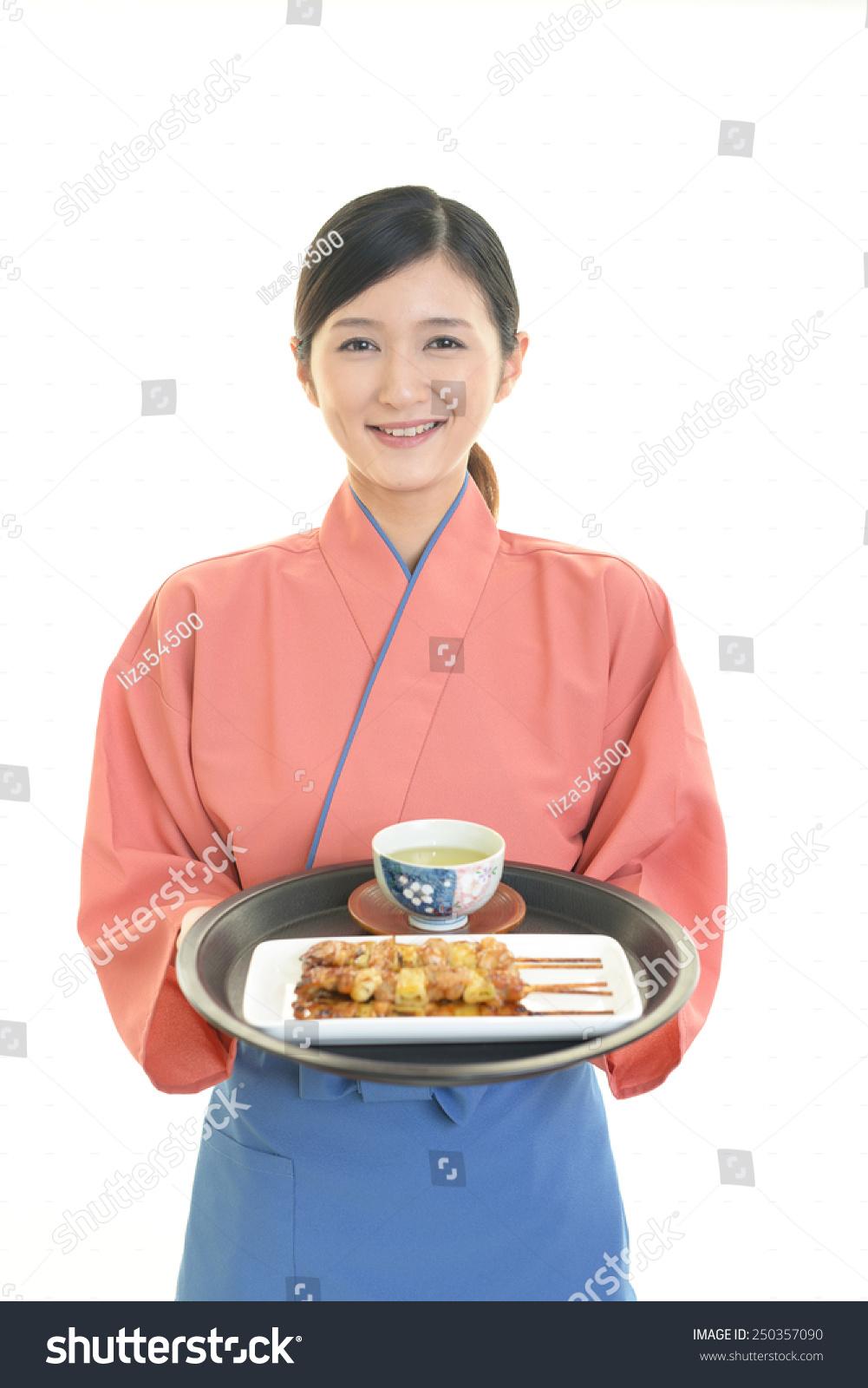 Japanese restaurant waitress stock photo 250357090 for Asian cuisine hoover al