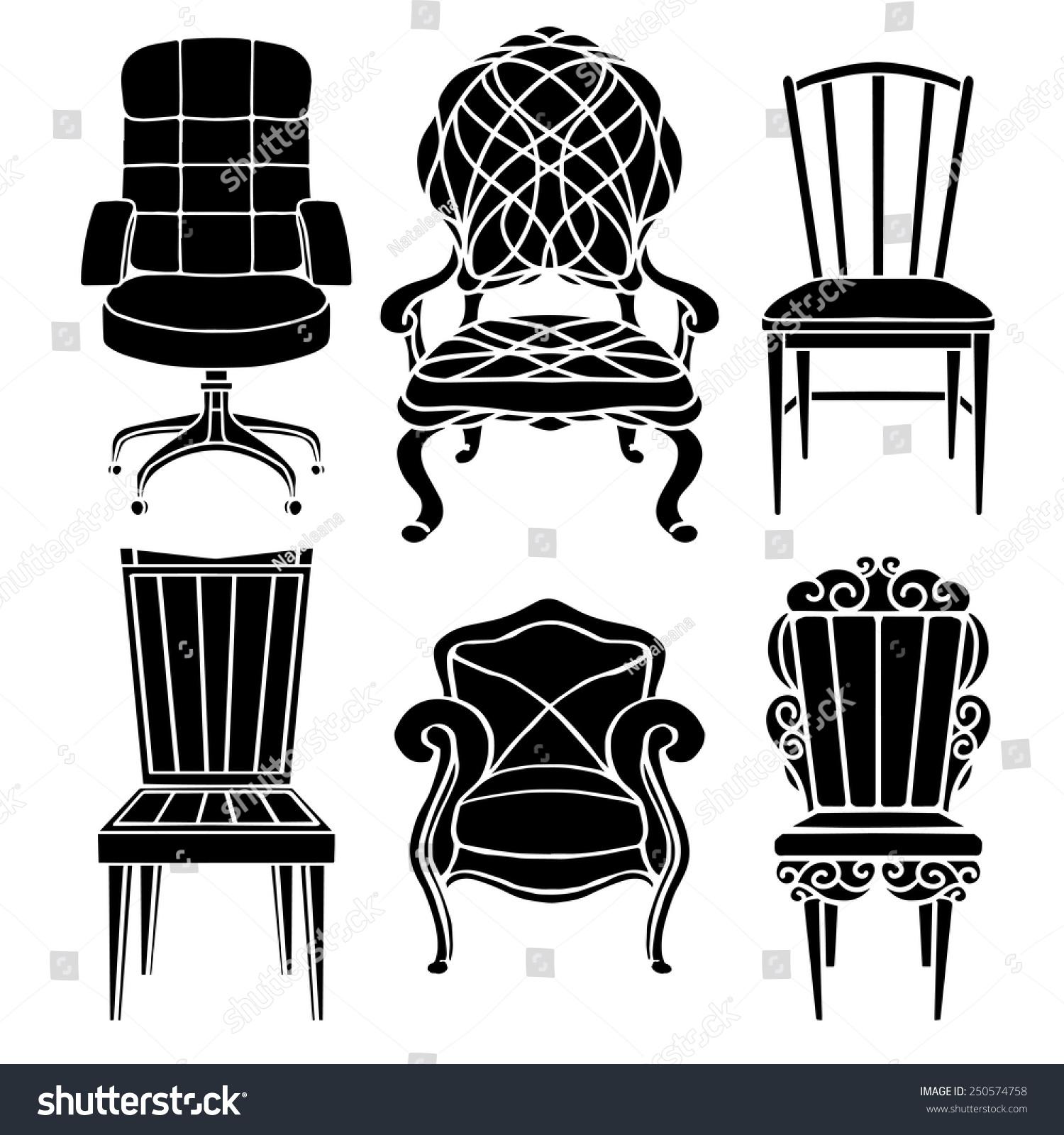 Vintage Furniture Set,...