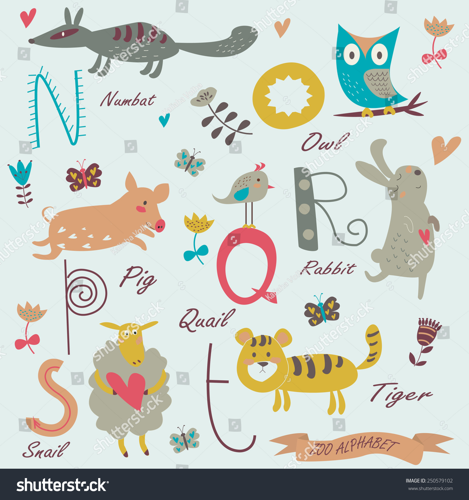 Animals That Start With The Letter N In Spanishart4search.com ...